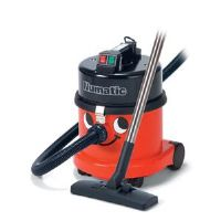 Numatic NVQ 370-22 Commercial 'Combo' Vacuum Cleaner + Kit A1 (Black/Red)